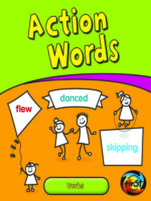 cover image of Action Words
