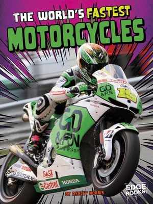cover image of The World's Fastest Motorcycles