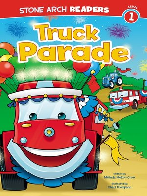 cover image of Truck Parade