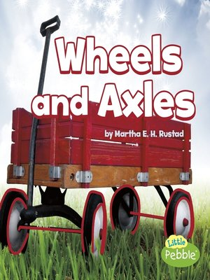 cover image of Wheels and Axles