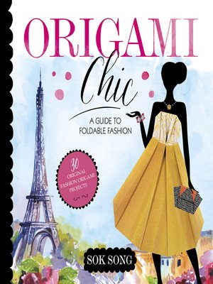cover image of Origami Chic