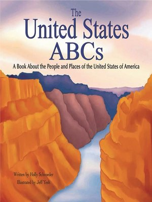 cover image of The United States ABCs