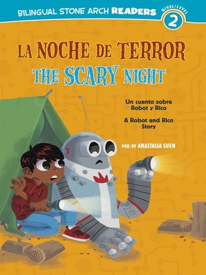 cover image of La/The Noche de Terror/Scary Night
