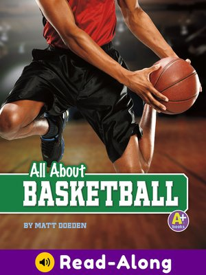 cover image of All About Basketball