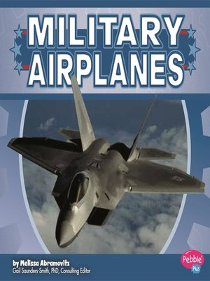 cover image of Military Airplanes