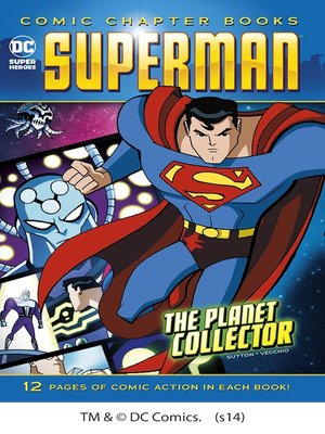 cover image of The Planet Collector