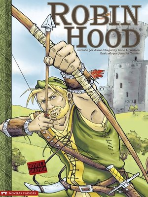 cover image of Robin Hood