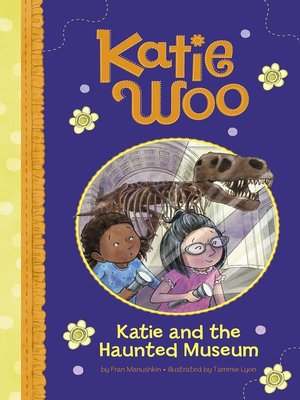 cover image of Katie and the Haunted Museum