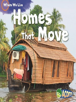 cover image of Homes That Move
