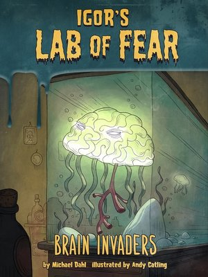 cover image of Brain Invaders