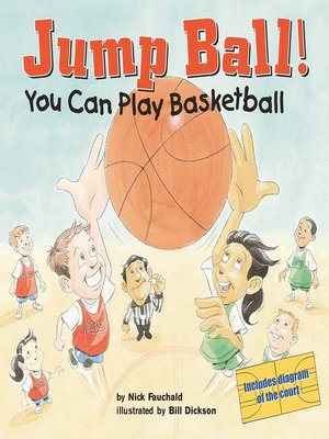 cover image of Jump Ball!