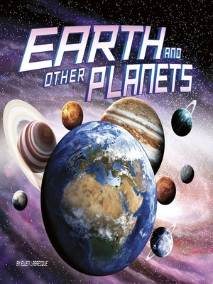 cover image of Earth and Other Planets