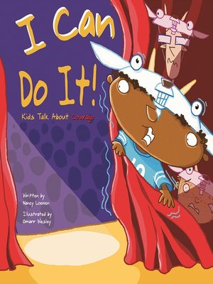 cover image of I Can Do It!
