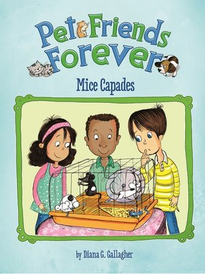 cover image of Mice Capades