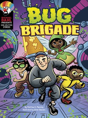 cover image of Bug Brigade