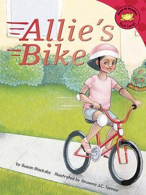 cover image of Allie's Bike