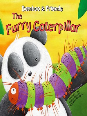 cover image of The Furry Caterpillar
