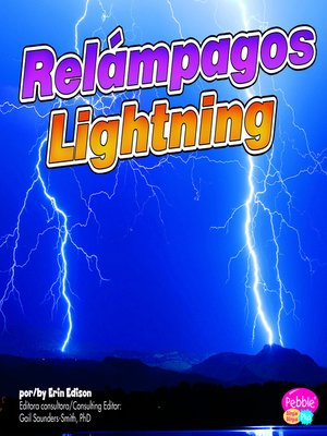 cover image of Relámpagos/Lightning