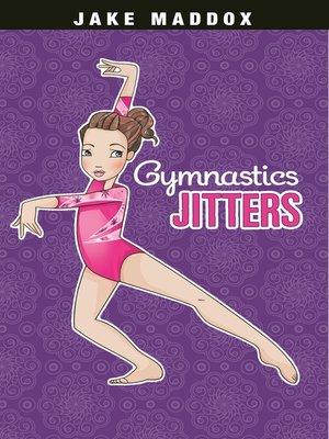 cover image of Gymnastics Jitters