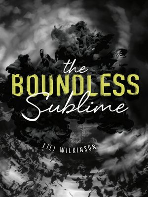 cover image of The Boundless Sublime