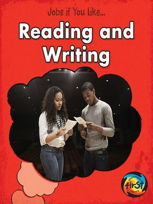 cover image of Reading and Writing