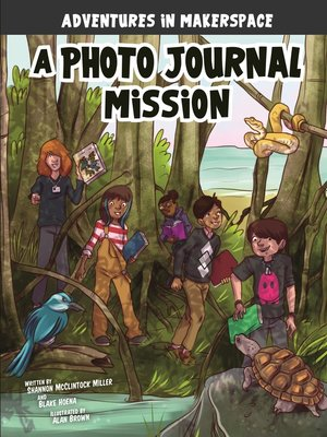 cover image of A Photo Journal Mission