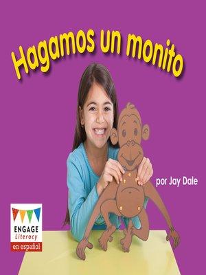 cover image of Hagamos un monito