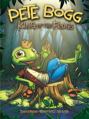 cover image of King of the Frogs