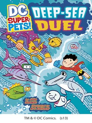 cover image of Deep-sea Duel