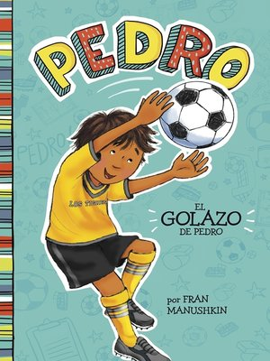 cover image of El golazo de Pedro