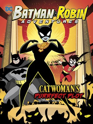 cover image of Catwoman's Purrfect Plot
