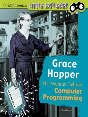 cover image of Grace Hopper