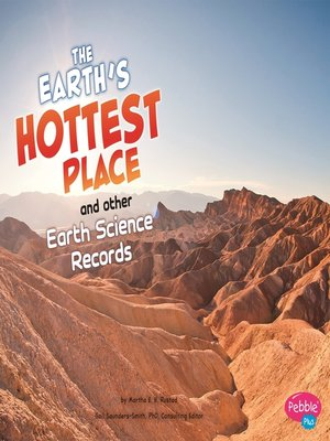 cover image of Earth's Hottest Place and Other Earth Science Records
