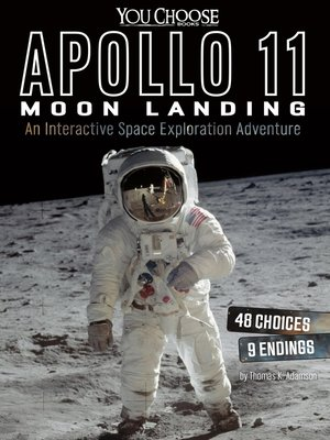 cover image of Apollo 11 Moon Landing
