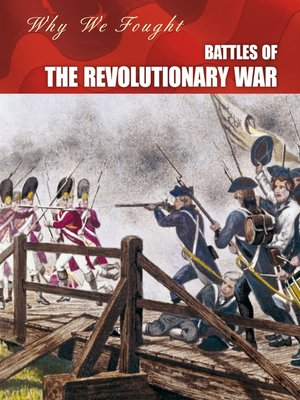 cover image of Battles of the Revolutionary War