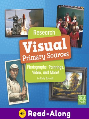 cover image of Research Visual Primary Sources