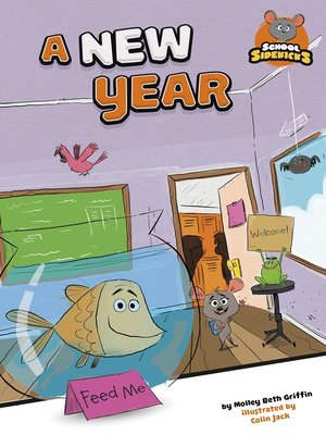 cover image of A New Year