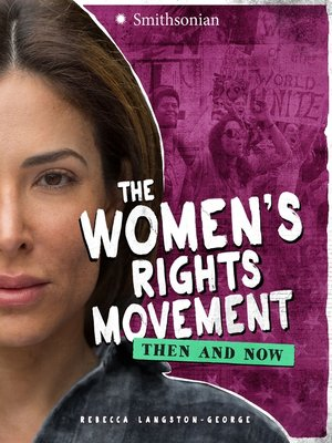 cover image of The Women's Rights Movement