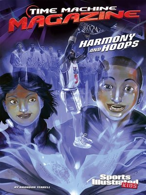 cover image of Harmony and Hoops