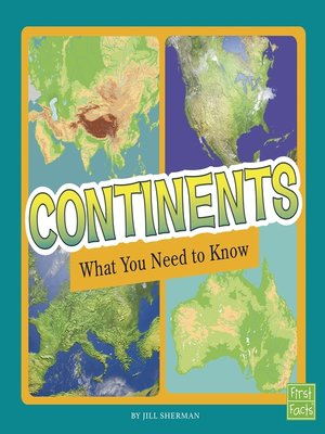 cover image of Continents