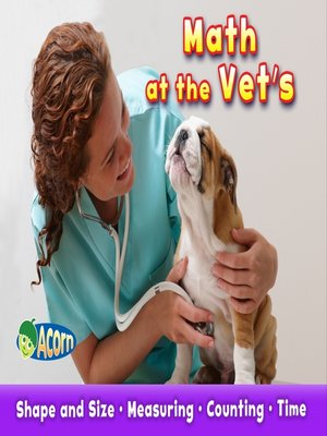 cover image of Math at the Vet