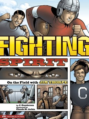 cover image of Fighting Spirit