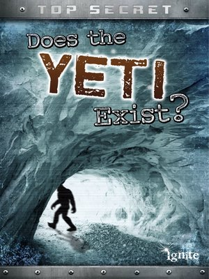 cover image of Does the Yeti Exist?