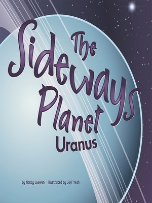 cover image of The Sideways Planet