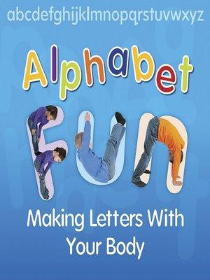 cover image of Alphabet Fun