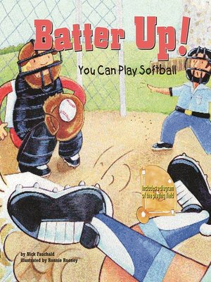 cover image of Batter Up!