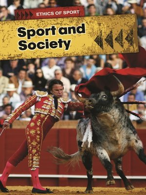 cover image of Sports and Society