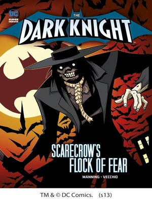 cover image of Batman and the Flock of Fear