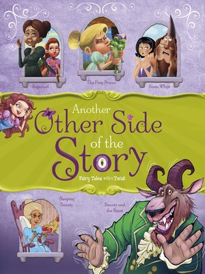 cover image of Another Other Side of the Story