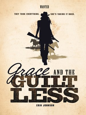 cover image of Grace and the Guiltless